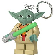 LEGO Star Wars - Yoda with Light Sword - Keyring