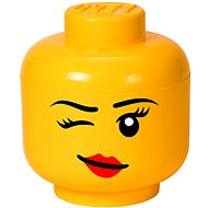 LEGO Whinking Head Storage - Small