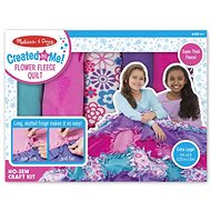 Melissa-Doug Manufacture of fleece blankets - Creative Kit