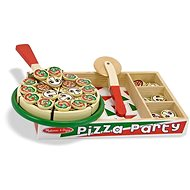 Melissa-Doug Wooden pizza - Creative Kit