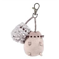 Pusheen and Stormy Deluxe clip - Charm