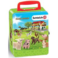 Klein Schleich Collecting Case for Animals - Small Carrying Case
