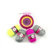 Teddies Knitting Ring Set - Creative Kit