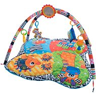 Teddies Mat with Washer and Rattles - Play Pad