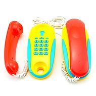 Teddies Two phones in different rooms - Game set