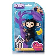 Fingerlings - Finn Monkey, Black
