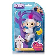 Fingerlings - Sophie Baby Monkey, White