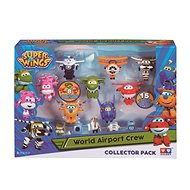 Super Wings - Collector Pack: World Airport Crew - Figures