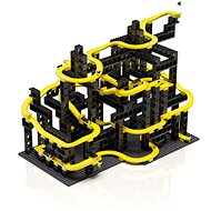 Hubelino Pi Marble Run - set with XL building blocks - Ball track