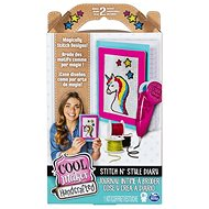 Cool Maker Stitch 'n Style Diary - Creative Kit