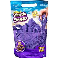 Kinetic sand Purple sand 0.9kg - Creative Kit