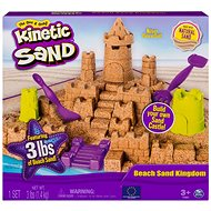 Kinetic sand Big sand castle - Creative Kit