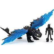 Dragons 3 Dragon and Viking - Hiccup & Toothless - Figure
