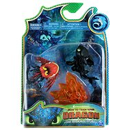 Dragons 3 Multi-Gift Packs - Bezel and the Red Dragon - Figures