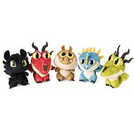 Dragons 3 Toys from Eggs - Plush Toy