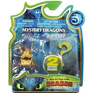 Dragons 3 Colored figurines - double