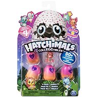 Hatchimals Hatch and Bright Pet Quad with a Bonus - Figures