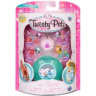 Twisty Petz 4-pack Kittys and Unicorns - Children's Bracelet