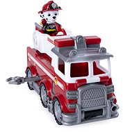 Paw Patrol Fire Truck with Marshall Ultimate Rescue - Game set