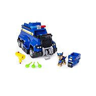 Paw Patrol Ultimate Police Cruiser with Sound Effects and a Motorcycle - Game set