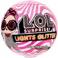 L.O.L. Surprise Neon Glitter Doll - Figures