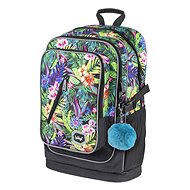 Cubic Tropical School Backpack - School Backpack