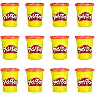Play-Doh Bulk 12-Can Pack Red - Modelling Clay
