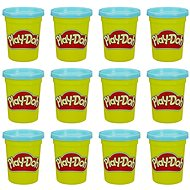 Play-Doh Bulk 12-Can Pack Blue - Modelling Clay
