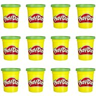 Play-Doh Bulk 12-Can Pack Green - Modelling Clay