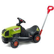 Claas Axos 340 tractor with green guide bar - Balance Bike/Ride-on