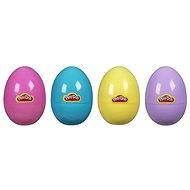 Play-Doh Eggs 4 pcs - Modelling Clay