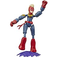 Avengers Bend And Flex Captain Marvel - Figure