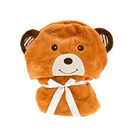 Baby blanket with teddy bear - Play Pad