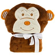 Baby blanket with monkey - Play Pad