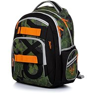OXY Style ARMY backpack - School Backpack