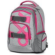 Backpack OXY Style Mini pink - School Backpack