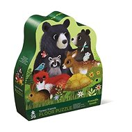Puzzle - Friends from the forest (36 pcs) - Puzzle