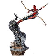 Iron Spider Vs Outrider BDS Art Scale 1/10 - Avengers: Endgame - Figure