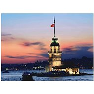 Anatolian Puzzle Girl's Tower, Turkey 1000 pieces - Puzzle