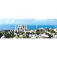 Anatolian Panoramic puzzle Sultan Ahmed Mosque, Istanbul 1000 pieces - Puzzle