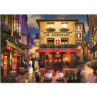 Anatolian Puzzle We will meet in Paris 1500 pieces - Puzzle