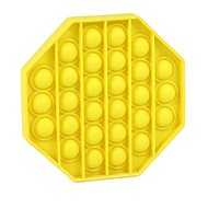 Pop it - Octagon Yellow - Board Game