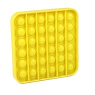 Pop it - Yellow Square - Board Game