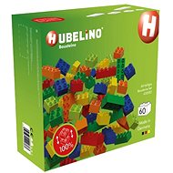 Hubelino Ball track - coloured cubes 60 pcs - Ball Track