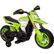 HTI Motorbike, Green - Children's electric motorbike