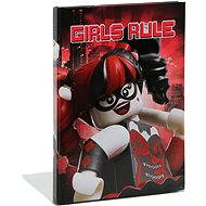 LEGO Batman Journal Harley Quinn / Batgirl - Pad