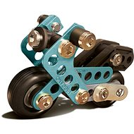Meccano Set for Beginners - Motorcycle - Building Kit