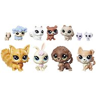 Littlest Pet Shop Big collector set of 11 pets - Game set