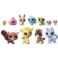 Littlest Pet Shop A Colorful Bunch - Game set