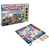 Monopoly Here and Now World Edition SK - Board Game